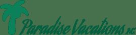 Paradise Vacations INC. Logo